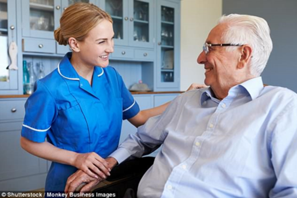 The benefits of becoming a home carer